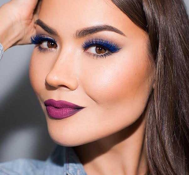 Maquillage femme yeux marron - Maquillage simple yeux marrons ...