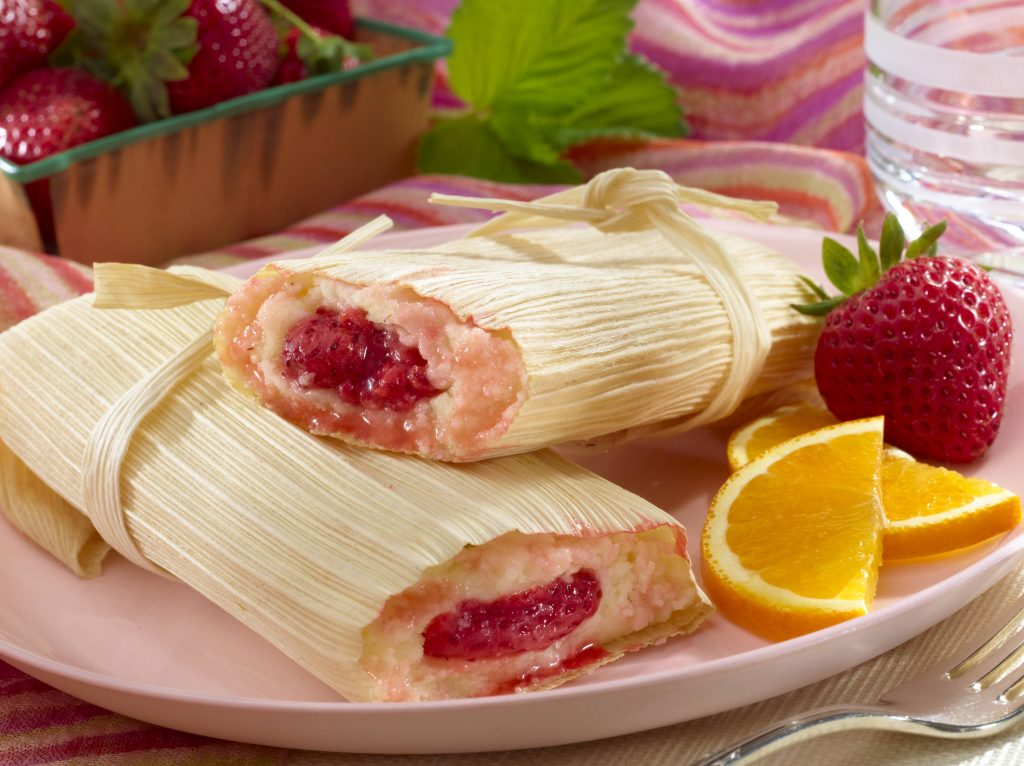 strawberrytamales